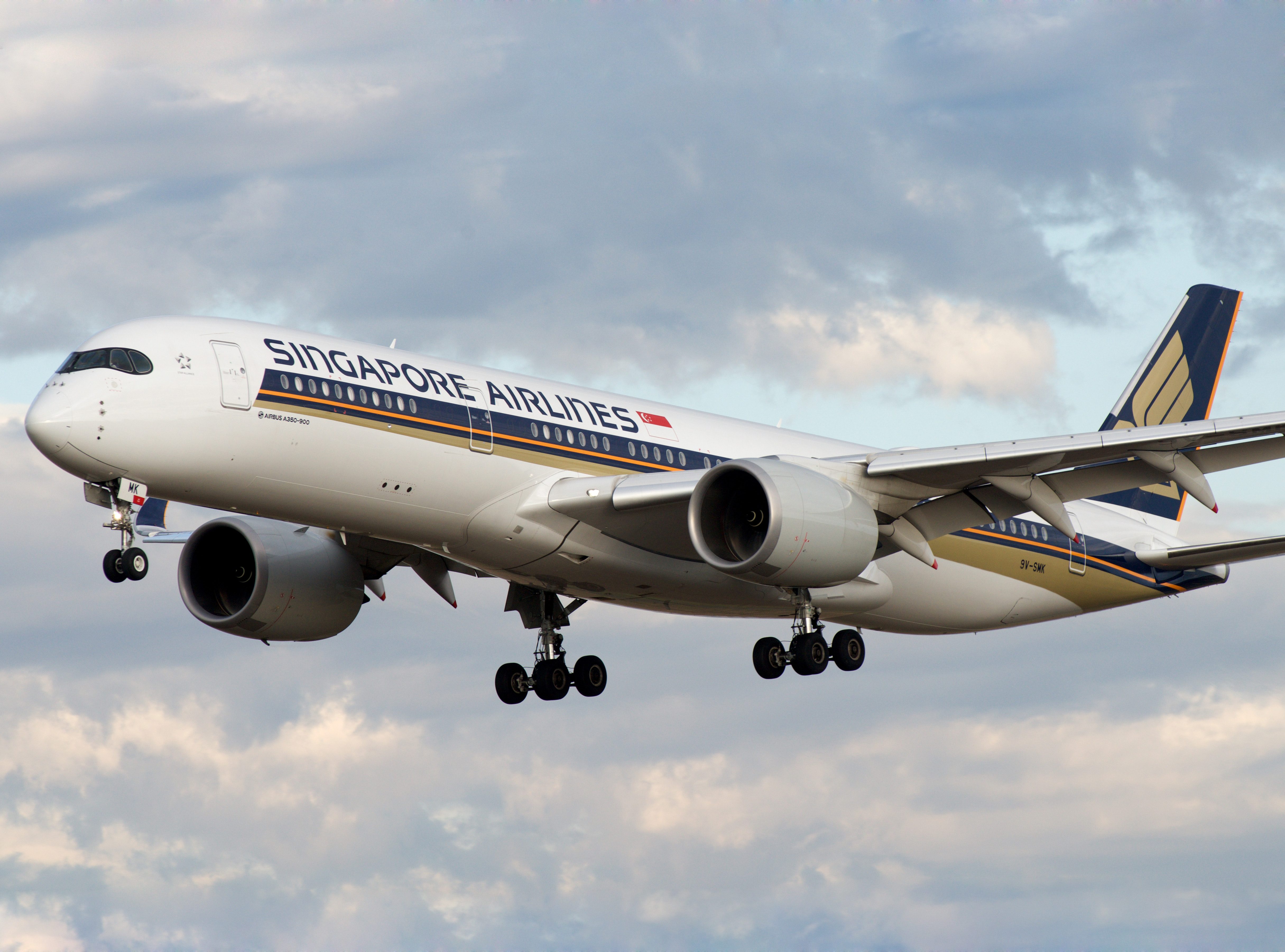 Singapore Airlines Launches World\'s Longest Flight | Engoo Daily News